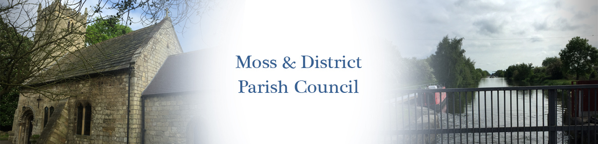 Header Image for Moss & District Parish Council